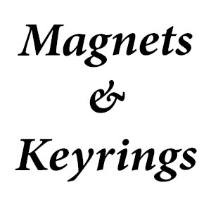 Magnets/key rings