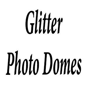 Glitter Photo Dome