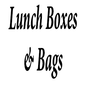 Lunch Boxes / Bags