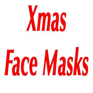 Xmas Face Masks