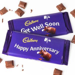 Emagination - Personalised Cadbury's Chocolate